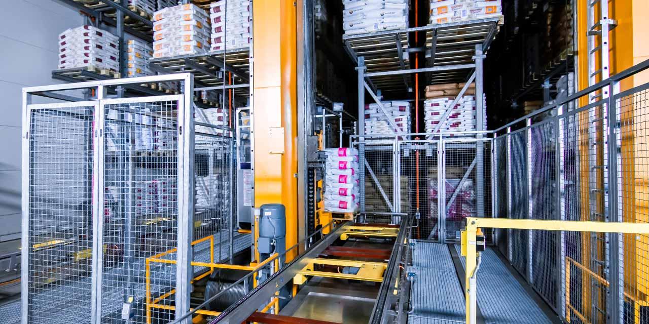 Retrofit für Intralogistik durch AM Logistic Solutions