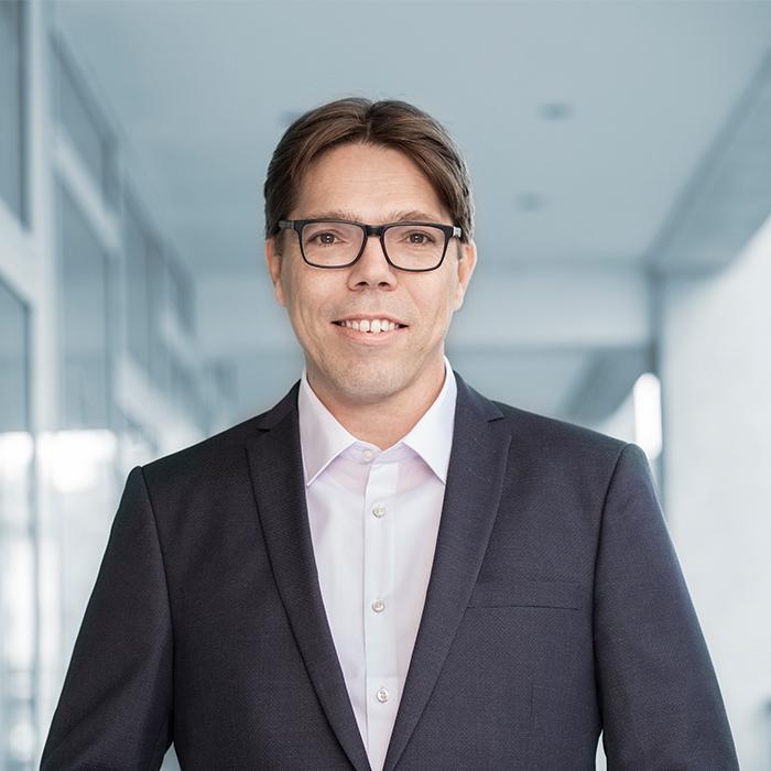 Norbert Golz, Geschäftsführer AM Logistic Solutions