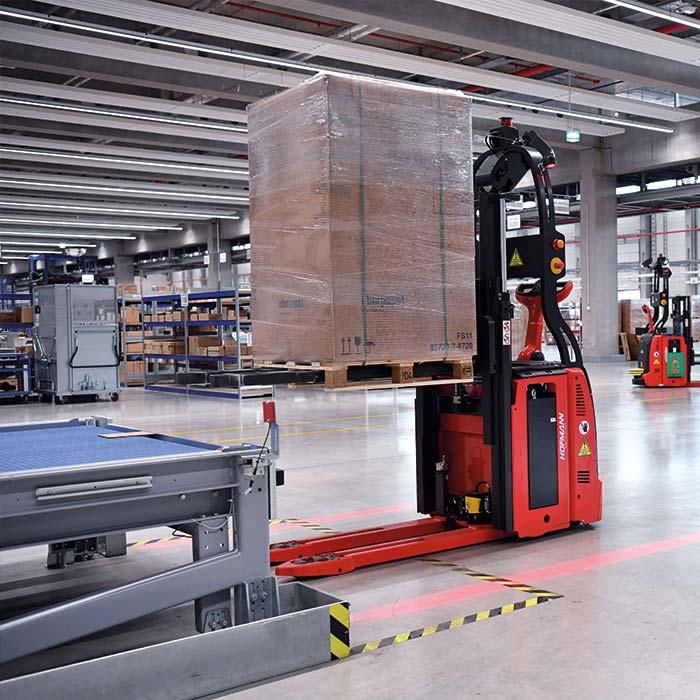 FTS Fahrzeug von AM Logistic Solutions